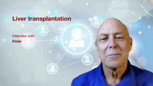 Liver Transplantation - Interview with patient Peter