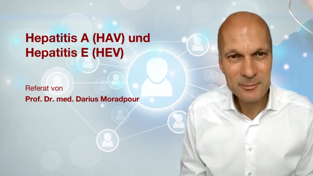 Hepatitis A (HAV): Interview with Dr. Prof. med. Darius Moradpour