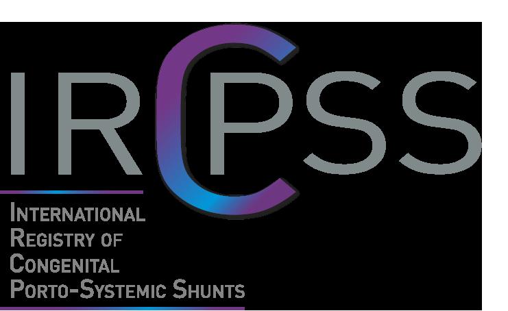 IRCPSS - International Registry of Congenital Porto-Systemic Shunts