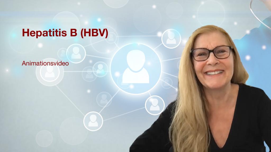 Hepatitis B (HBV): Animationsvideo