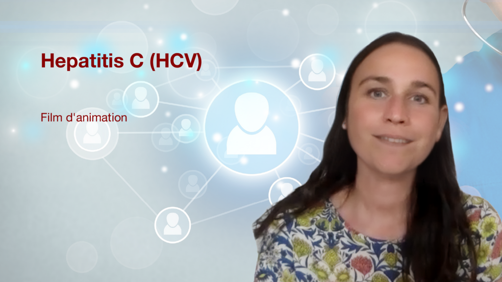 Hepatitis C (HCV): Film d'animation