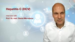 Hepatitis C (HCV): Interview with Prof. Dr. med Darius Moradpour