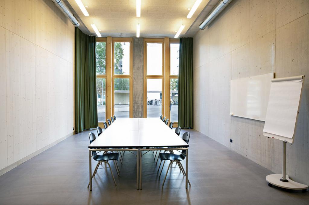 Selbsthilfegruppen Treffen in Zürich, Heinrichstrasse 238