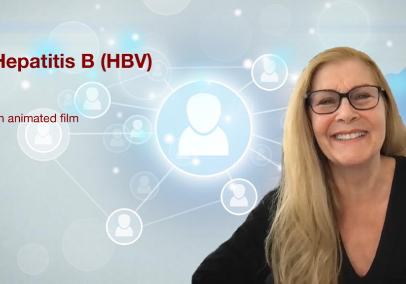 Hepatitis B (HBV): an animated film