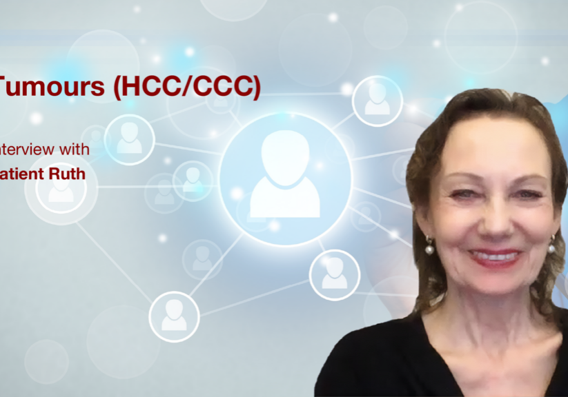 HCC/CCC tumours: Interview with patient Ruth